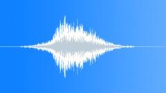 Short Dark Futuristic Transition 3 Sound Effect