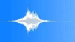 Short Dark Futuristic Transition 6 Sound Effect