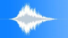 Short Dark Futuristic Transition 7 Sound Effect