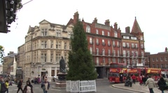 Windsor town centre, England, Europe - stock footage