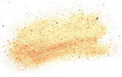 pile sand - stock photo