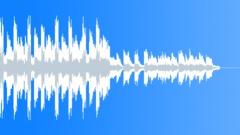 Turn Up the Music (Stinger 01) - stock music