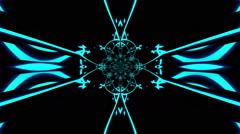 Pulse Symmetry 02 - stock footage