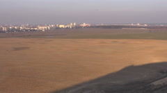 Stock Video Footage of City garbage dump 2. Pan