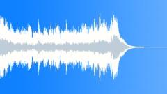 Stock Music of Chop Shop Derby (Stinger 02)