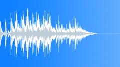Melodic Rain (Stinger 02) - stock music