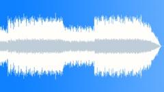 Silver Clouds (Underscore version) - stock music