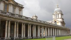 Greenwich University Stock Footage