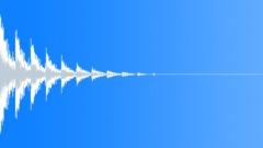 Minimalistic Percussion SFX 31 Sound Effect