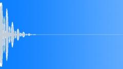 Minimalistic Percussion SFX 41 Sound Effect