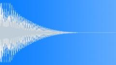 Minimalistic Percussion SFX 66 Sound Effect