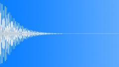 Minimalistic Percussion SFX 71 Sound Effect
