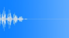 Minimalistic Percussion SFX 74 Sound Effect