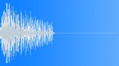 Minimalistic Percussion SFX 86 - sound effect