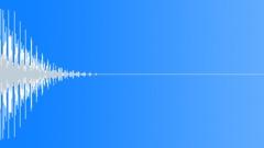 Minimalistic Percussion SFX 90 Sound Effect