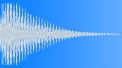 Minimalistic Percussion SFX 98 Sound Effect