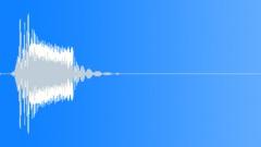 Minimalistic Percussion SFX 107 Sound Effect