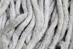 Surface of cloth dirty in macro style. - stock photo