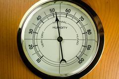 Hygrometer - Air Humidity Gauge Kuvituskuvat