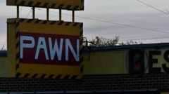 Pawn Shop Stock Footage