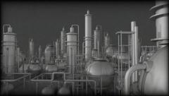 Refinery Stock Footage