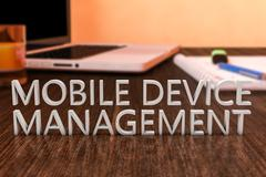 Mobile Device Management Piirros