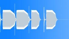 Keypad Code Presses 2 - sound effect