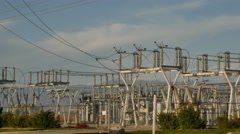 Power Plant Stock Footage