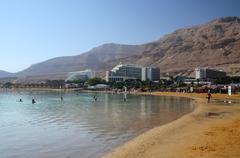 Dead Sea in Israel, a resort area Kuvituskuvat