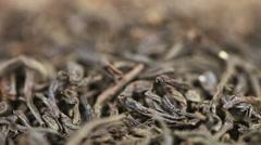 Black tea Stock Footage