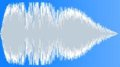 Distorted bass roar rumble Sound Effect