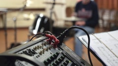 Band Practice Stock Footage