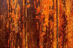 Stock Photo of Yellow Orange wood Texture