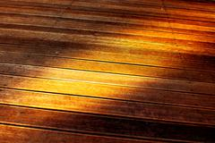 Wooden Paving Texture - stock photo