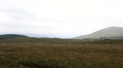 National park Connemara Stock Footage