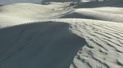 Sand dunes,Ladakh,Ladakh,India Stock Footage
