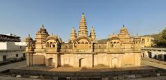 Stock Photo of Sri Raghunath Hindu temple, Pushkar, India