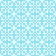 Stock Illustration of Ornamental seamless pattern