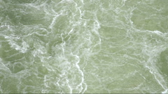 Swirling water - stock footage