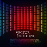 Abstract Technology background vector illustration Stock Illustration
