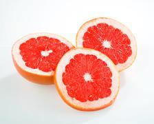 Particles of grapefruit Kuvituskuvat