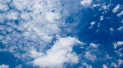 Cloudscape time-lapse Stock Footage
