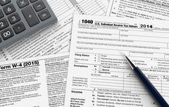 Usa taxes Piirros