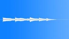 Crashes_aluminium tubing_droped_01 Sound Effect