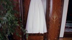 Wedding Accessories Bride - stock footage