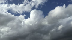 Different air cloud environment  21 Stock Footage