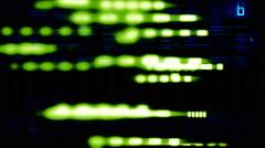 Digital data information traffic 12 Stock Footage