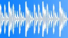 Drums loop - sound effect