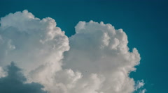 4K TimeLapse - Cirrus clouds Stock Footage