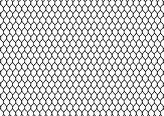 Spiral illusion pattern Stock Illustration